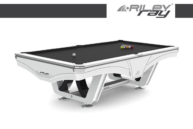 Riley Ray pool table